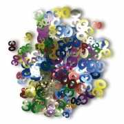 30 Jaar decoratie confetti
