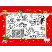 Sinterklaas kleurplaten 6 stuks