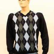 Kleding Luxe Heren Pullover blue