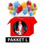 Sinterklaas versiering pakket medium