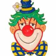 Clown decoratie