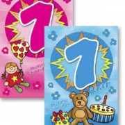 Verjaardags kaarten jongen