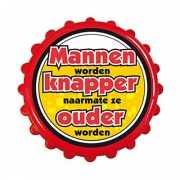 Bieropener voor mannen