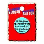 Fun tekst button gynaecoloog