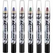 Glitter potlood in felle kleuren