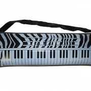 Draagbare keyboard opblaasbaar