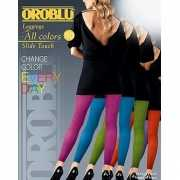 Witte enkel legging van Oroblu