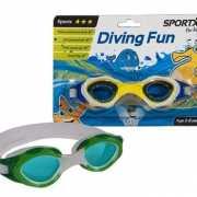 Kids anti chloor duikbril