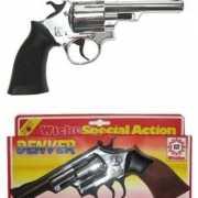 Plaffertjes pistool 12 schoten