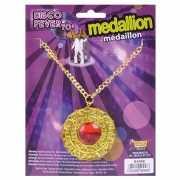 1001 nacht medaillon met steen
