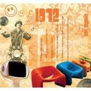 Verjaardag CD kaart met jaartal 1972