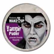 Witte vampieren schmink