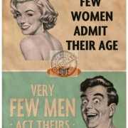 Metalen plaat admitting age