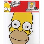 Homer Simpson maskers