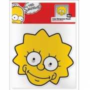 Lisa Simpson maskers