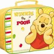 Geel lunchtasje Winnie the Pooh