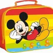 Rood tasje Mickey Mouse