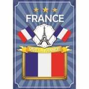 Deur poster thema France