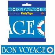 Bon Voyage markeerlint blauw
