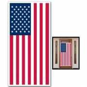 Grote deurposter vlag USA