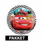 Disney Cars feestartikelen pakket