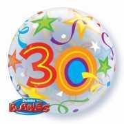 Helium ballon rond 30 jaar