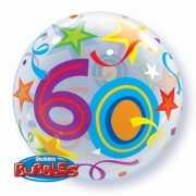Helium ballon rond 60 jaar
