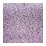 Scrapbooking papier lila paars glitter
