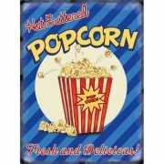 Grote muurplaat Popcorn 30x40cm