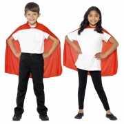 Superhero kindercape rood