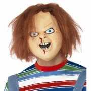 Latex hoofdmasker Chucky
