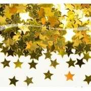 Gouden sterren confetti