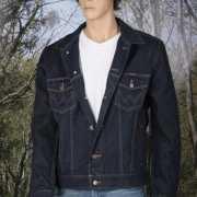 Kleding Wrangler western spijkerjas