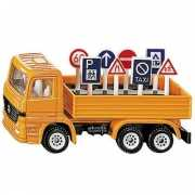 Siku vrachtwagens