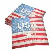 Servetjes USA 20 stuks