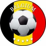 Belgie thema voetbal bierviltjes