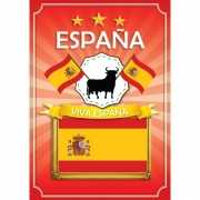 Deur poster thema Espana