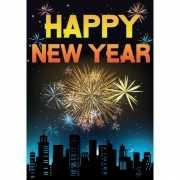Mega poster happy new year