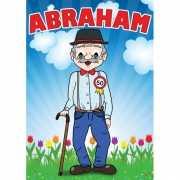 Deur poster Abraham