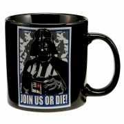 Mega keramieken Darth Vader mok