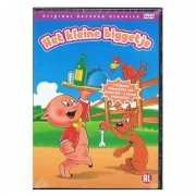 DVD: Het kleine biggetje.