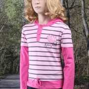Meisjes shirt met lange mouwen