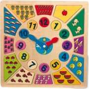 Speelgoed klok