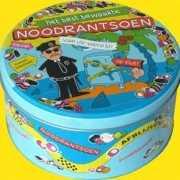 Noodrantsoen snoeptrommel
