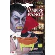 Vampier tanden glow in the dark