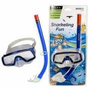Comfortabele snorkelset voor kids