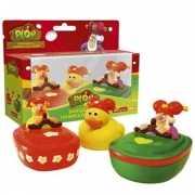 Kabouter Plop speeltjes voor in bad