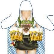 Funartikel schorten Oktoberfest Frau