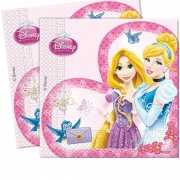 Prinsessen servetten