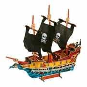 3D puzzel piratenschip 39 x 10 x 37 cm